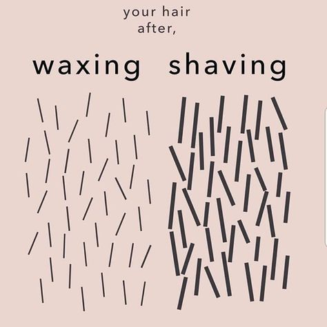 Does shaving make your hair grow back thicker?